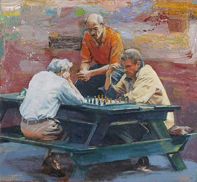 Chess players 2003