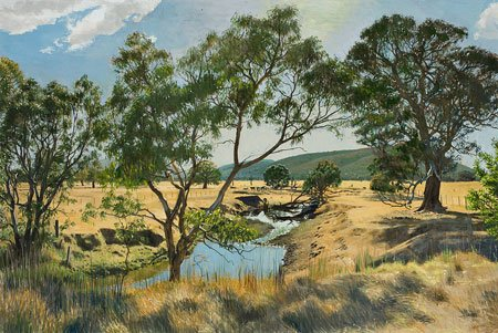 Early summer (The Grampians)